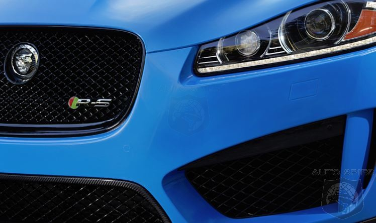 Trump Card? Jaguar Teases The 542 HP XFR-S The Next BMW M5 Killer