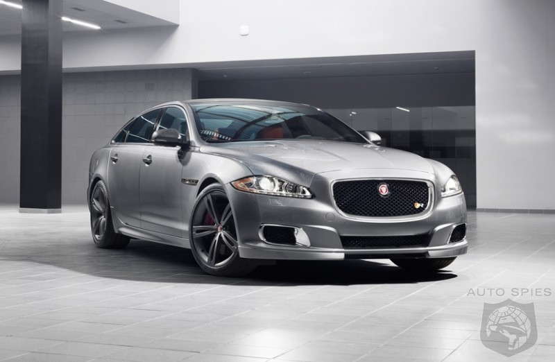 NEW YORK AUTO SHOW: Jaguar Expands Performance Line-Up With 550 HP XJR