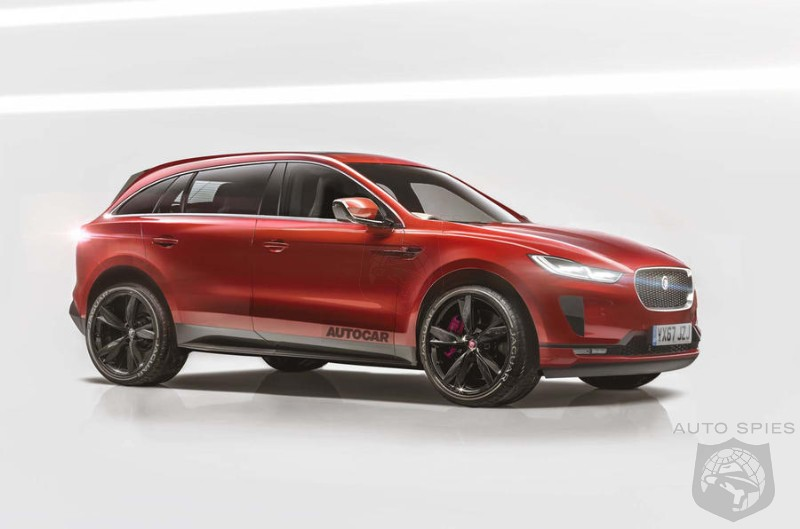 Jaguar Prepping New J-Pace SUV To Beat Up On The Cayenne