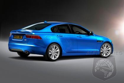 Jaguar Placing  BMW M3 On Notice With New 489HP XE Sedan