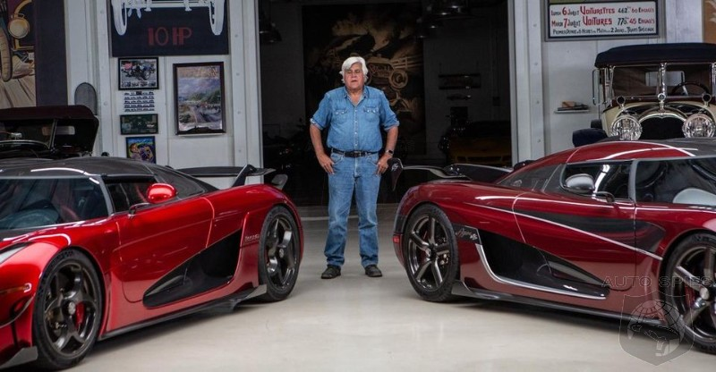 EVERYTHING You Didn t Know About Jay Leno s 50 Million Car Collection
