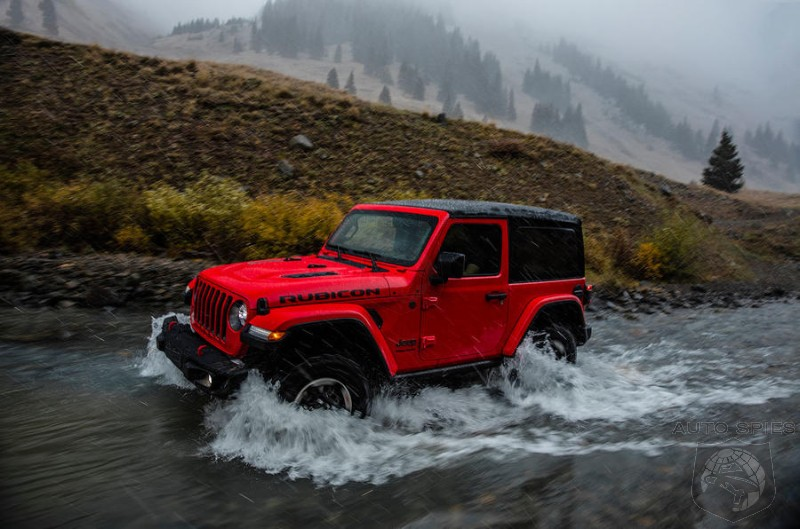 That Turbo 4 Cylinder Jeep Wrangler You Wanted Will Set You Back $3000