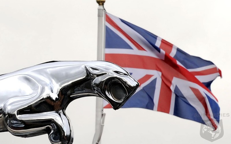 Jaguar Land Rover Ready To Give Up On Being British?