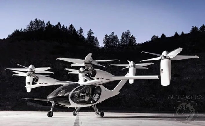 Unlocking The Gridlock: Toyota Makes $394 Million Investment In Air Taxi Venture