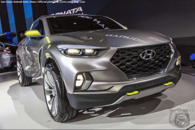 kia promises a version of hyundai 39 s upcoming santa cruz ute if production is approved. Black Bedroom Furniture Sets. Home Design Ideas