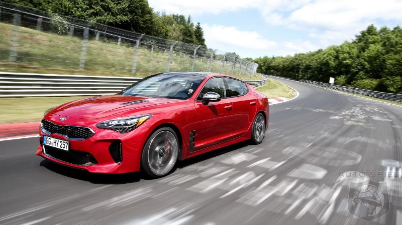 Kia Says Stinger GT Has More Power Potential But Will Hold That In Reserve Right Now