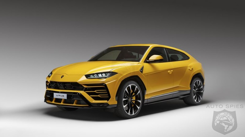 #NAIAS: Lamborghini Expects Urus SUV To Double Brand Sales