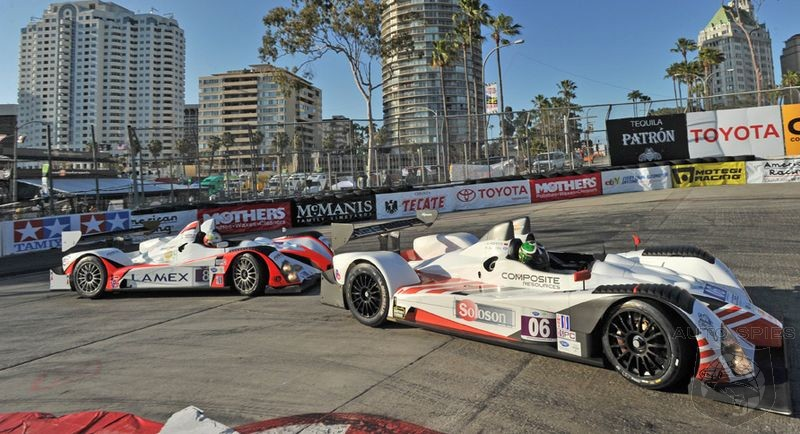 American Le Mans Series Developing Standards For 2013 Natural Gas Entries