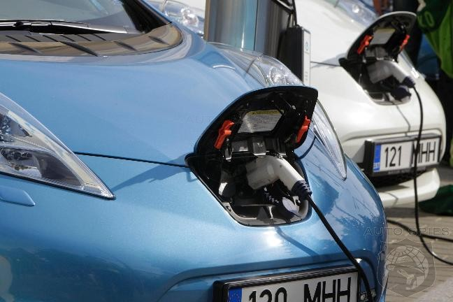 Nissan Buys Back Pair Of Leaf EVs Over Suspect Batteries