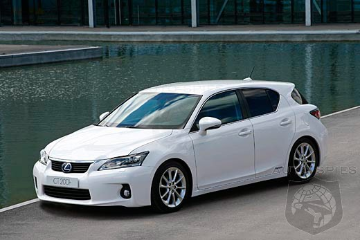 Lexus Considering Expansion Of CT Lineup