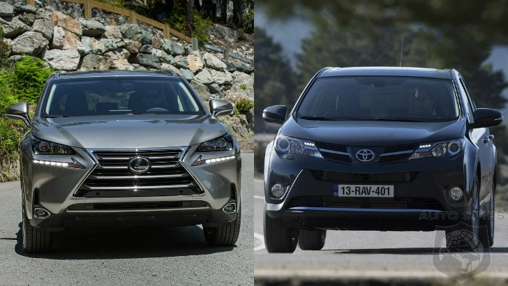 Chief Lexus Engineer Already Claiming That New NX Is Not A Gussied Up Rav4
