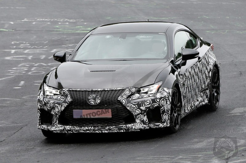 2018 lexus rc. wonderful 2018 2018 lexus rc f to add more hp in quest keep up with m4 and rs5 for lexus rc