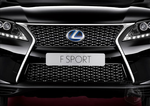 Lexus Says It S New Grille Will Define The Brand As Well Twin Kidneys Do For Bmw