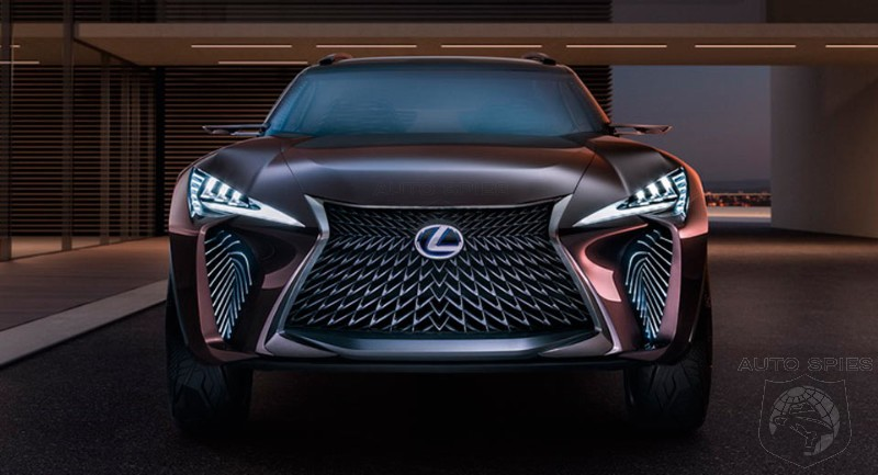 #NAIAS: Lexus Readies All New UX And LS Concepts