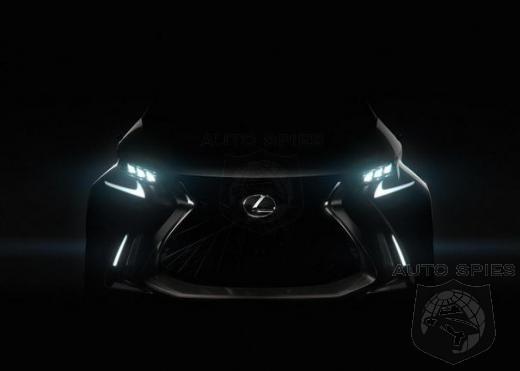 GENEVA MOTOR SHOW: Lexus LF-SA City Car Image Surfaces On ...