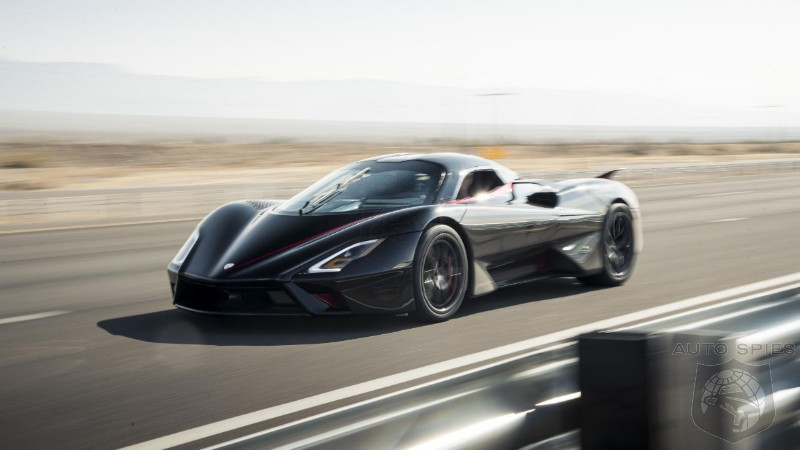 SSC Responds To Allegations That 331MPH Tuatara Speed Record Was Faked