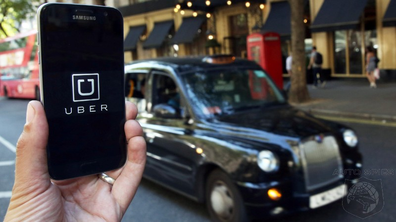 Uber Shut Down In London Over Public Safety Concerns