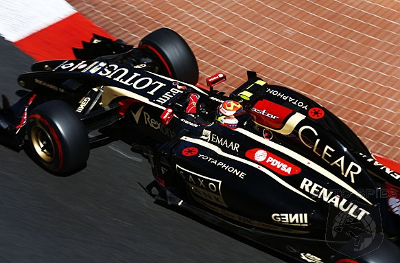 Lotus Formula 1 Team Moving To Mercedes Power For 2015