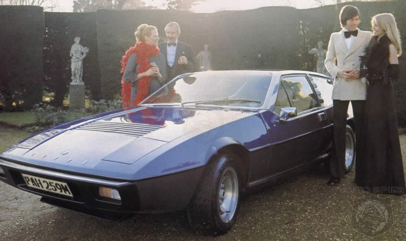 Retro Gone Too Far Lotus Says New SUV Will Resemble An Updated 70 s Era Elite