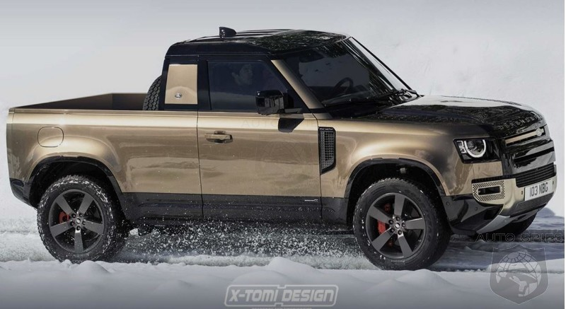 Who Should Worry If Land Rover Decides To Build A Pickup?