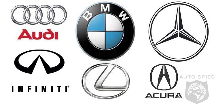 Which Of These Luxury Brands May Be The First to Fail? - AutoSpies Auto News