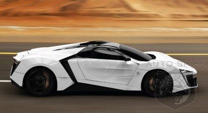 Can You Ever Have Too Much? LykanHypersport To Debut 242 MPH Diamond-Encrusted Arabian Hypercar