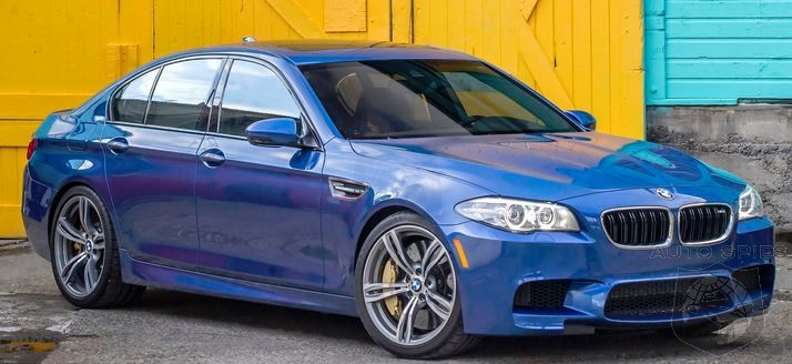 2014 Bmw M5 And M6 Competition Packages Break Cover Autospies Auto