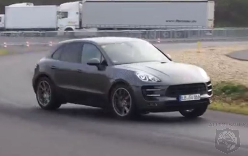 VIDEO: Porsche Macan Gets Run Through The Paces - Are You A Believer Now?