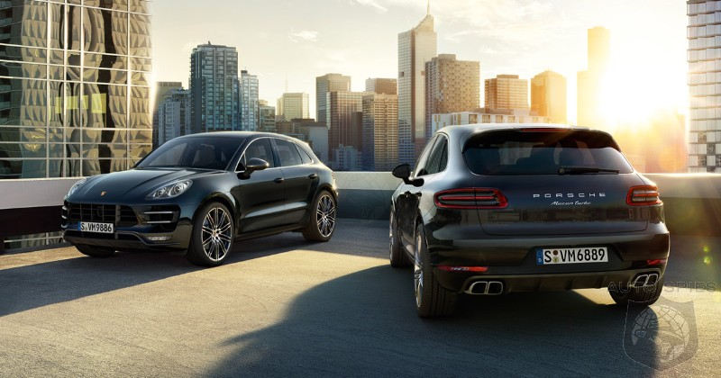 Porsche Becomes Reliant On SUV For Sales - But Is That Altering The DNA Of the Brand?