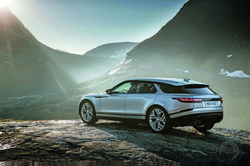 Jaguar Land Rover To Tackle S Class With Upcoming Road Rover Wagon