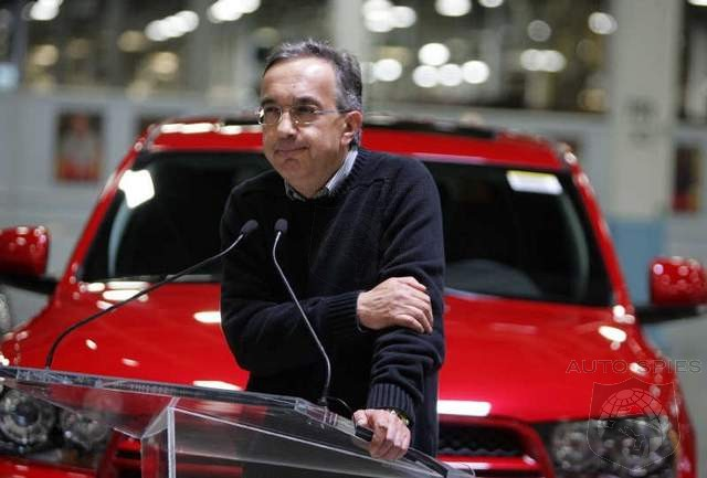 Chrysler Compensated Marchionne Almost 1/10th Of What GM Paid Ackerson In 2012