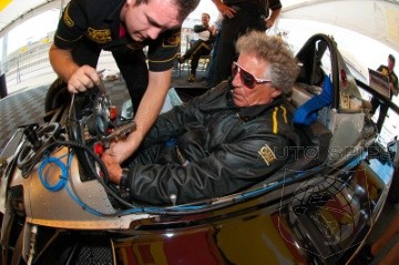 Mario Andretti Christens Circuit Of The Americas Formula 1 Track With First Lap