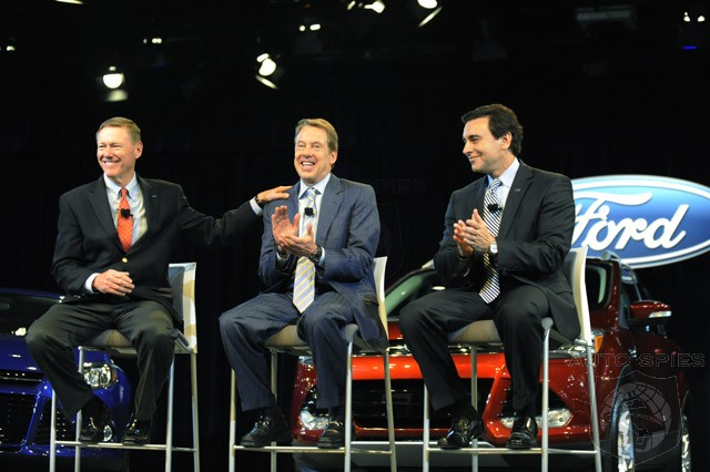 Mark Fields To Be Next Ford CEO; Alan Mulally To Step Down July 1