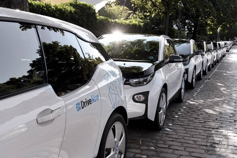 BMW Buys Car-Sharing Partner DriveNow - Opens Door For Mercedes Alliance