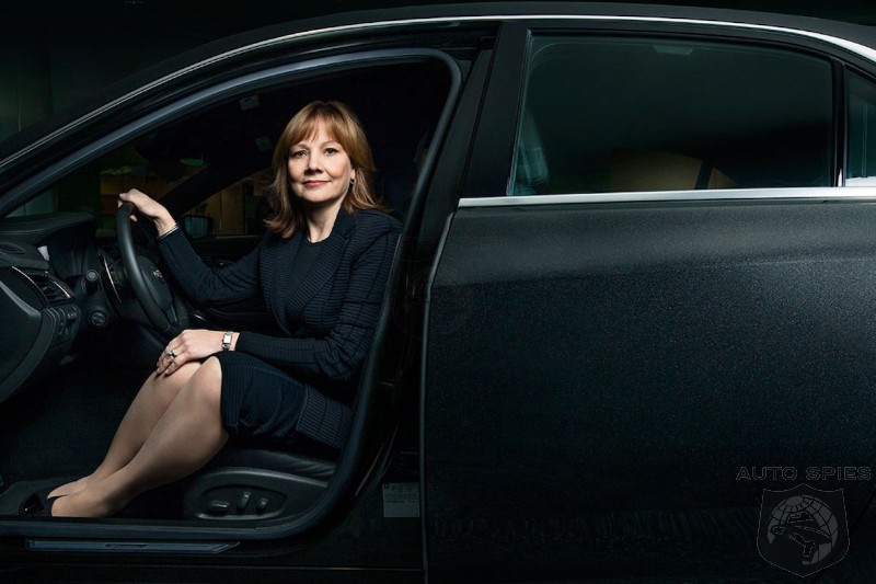 GM CEO Blindsided By Deadly Recall - Does It Sound Like She Was Set Up For A Fall?