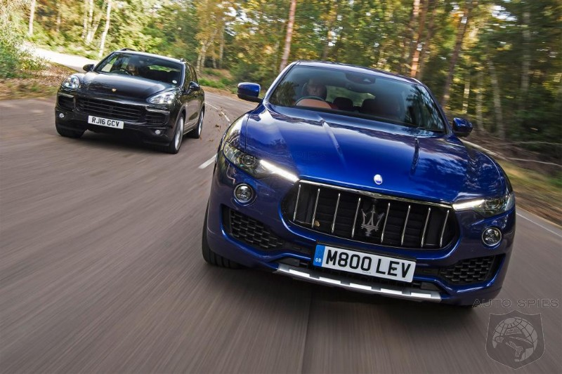 Levante Vs Cayenne Which Is the Better Performance SUV