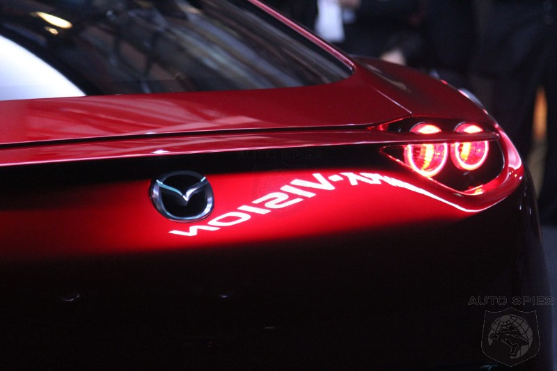 Mazda 6 And New RX To Be Based On Toyota Rear Wheel Drive Platform