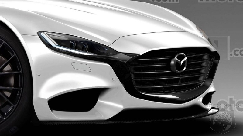 The Line Starts Here Mazda S Rx 9 Takes A Step Closer To Reality
