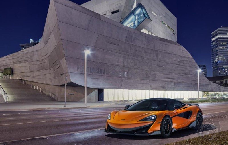 McLaren Has ENOUGH, Moving HQ From NY Taxes And Regulations To The Lone Star State