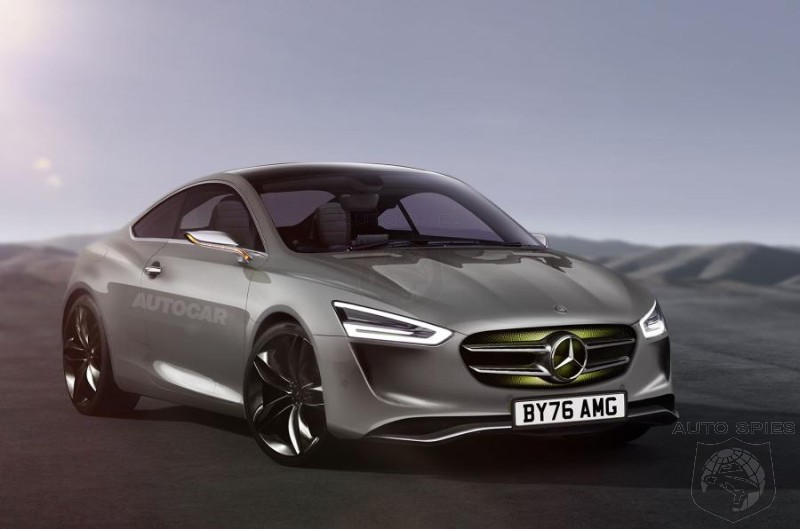 Mercedes-Benz Targets TT And 2 Series With New Sports Car - Aren't ...