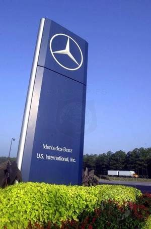 Uaw Now Targeting Mercedes Benz Alabama Facility