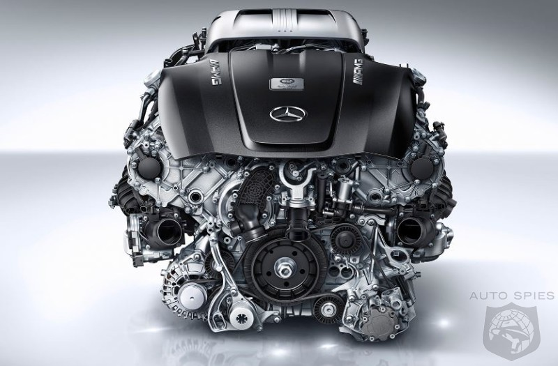 Mercedes AMG GT to Get New 503 HP  Twin-Turbo Engine