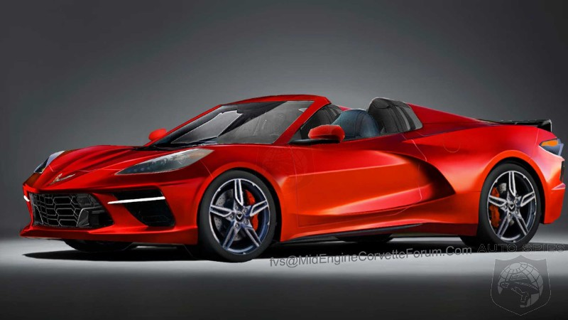 Worth The Wait? Latest Mid-Engined Corvette Render Is ...