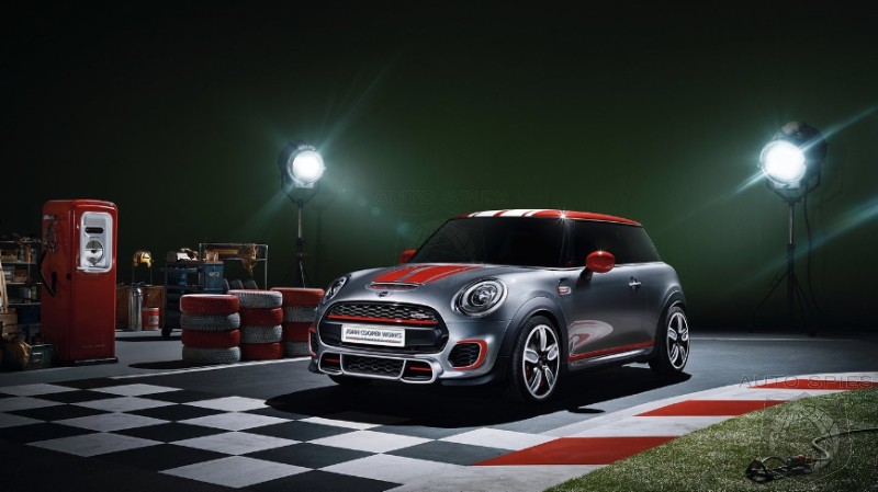 MINI John Cooper Works Hardtop To Debut At Detroit Auto Show - AWD In The Works