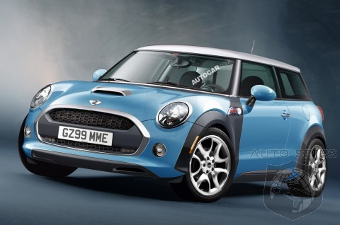 All New 2014 Mini Could Spawn Over 20 Different Models