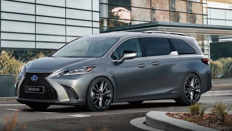 Why Doesn't Lexus Bring Their Minivan To The US Market?