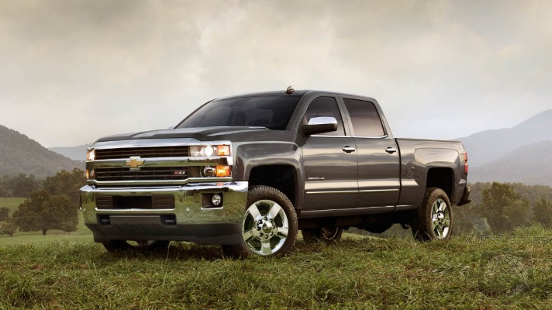 Huh Chevrolet Ads Tout Steel Over Aluminum Trucks Even Through They Are Working An Aluminum Pickup Of Their Own