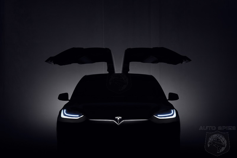 The Line Starts Where Tesla Prices Entry Level Model X Crossover At Only 80 000