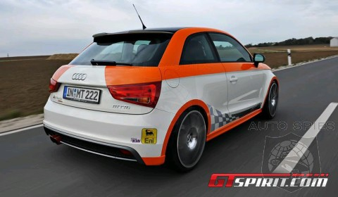 Mtm Turns The Audi A1 Into A 201 Mph M3 Killer Autospies
