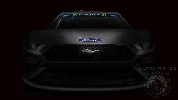 National Mustang Day: Ford Replaces Fusion With Mustang In 2019 NASCAR Series